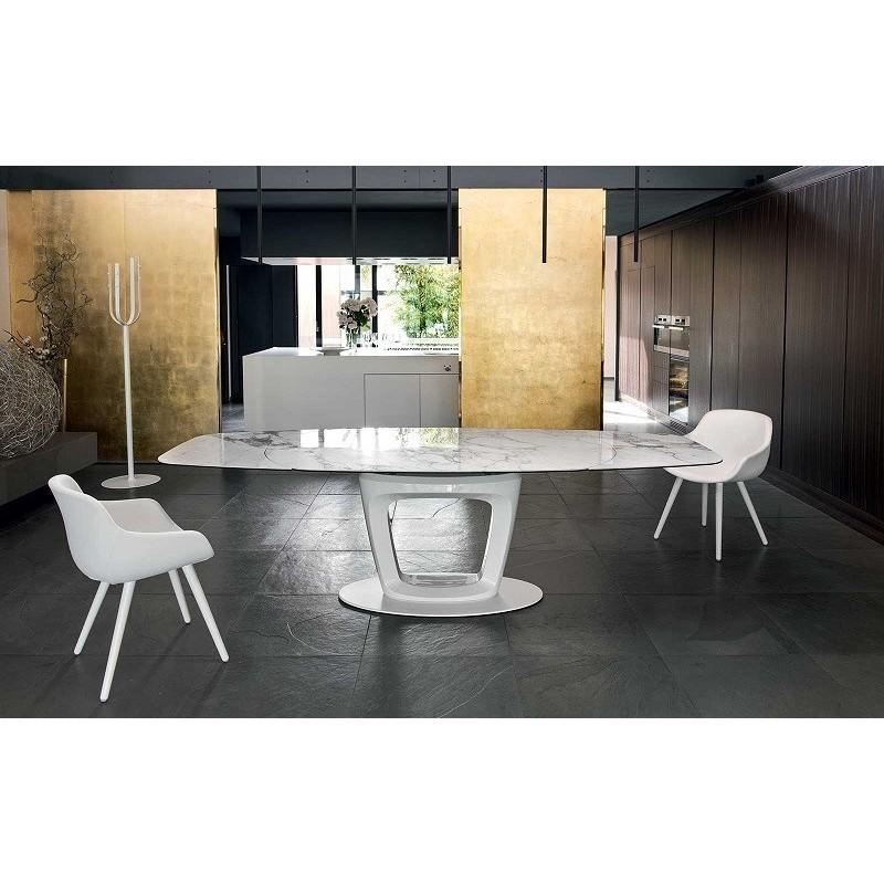 table orbital calligaris meubles philippine. Black Bedroom Furniture Sets. Home Design Ideas