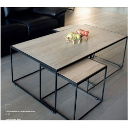 Table basse RUBIC