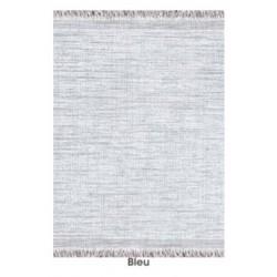 tapis Samoa bleu