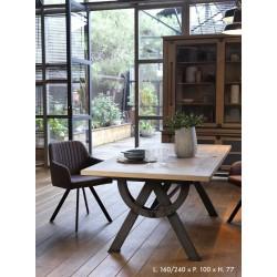 Table repas PASSERELLE - ARTCOPI