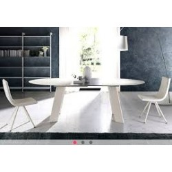 Table de repas Moon