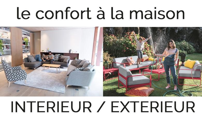 Le confort à la maison